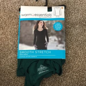 Womens long sleeve under layer